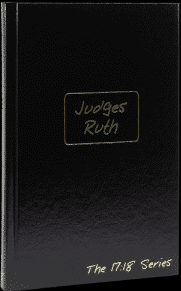 Judges - Ruth Journible book cover
