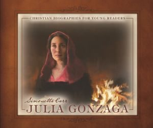Julia Gonzaga book cover
