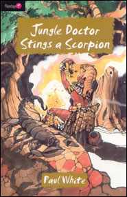 Jungle Doctor Stings a Scorpion Grace and Truth Books