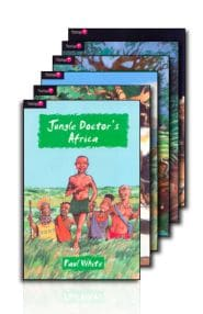 Jungle Doctor Series Grace and Truth Books