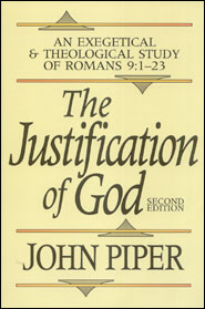 The Justification of God Grace and Truth Books