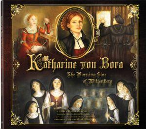 Katharine von Bora book cover