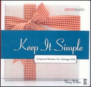 Keep It Simple CD cover