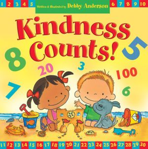 Kindness Counts book cover