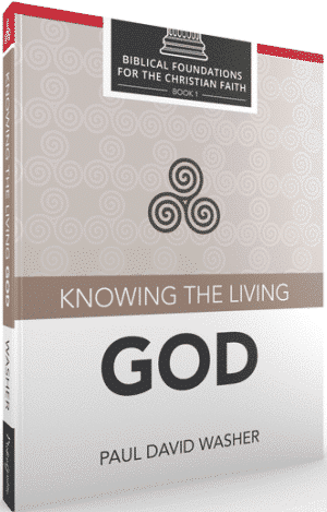 Knowing the Living God Grace and Truth Books