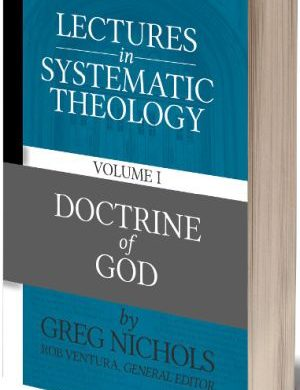 Lectures in Systematic Theology Grace and Truth Books