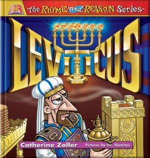Leviticus book cover
