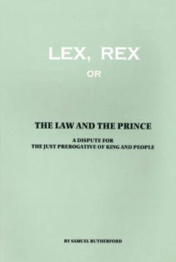 Lex Rex book cover