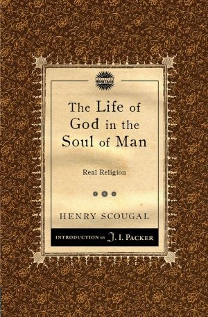 The Life of God in the Soul of Man book cover