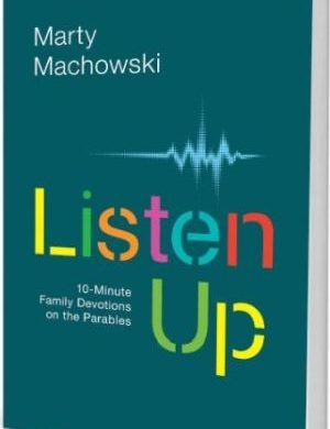 Listen Up book cover