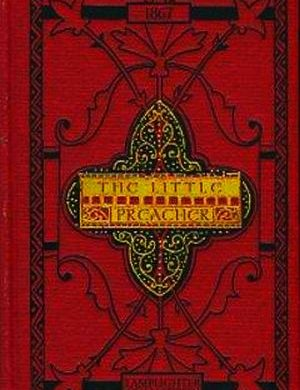 The Little Preacher Lamplighter book cover