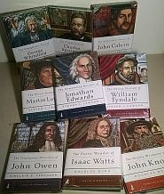 A Long Line of Godly Men Profiles Set of 10 Volumes Grace and Truth Books