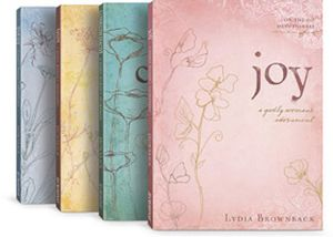 Lydia Brownback Devotionals book covers