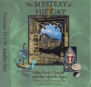 The Mystery of History Vol 2 book image