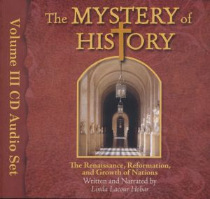 Mystery of History Volume 3 book cover