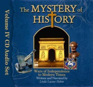 Mystery of History Volume 4 book cover