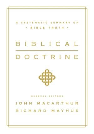 Biblical Doctrine Grace and Truth Books
