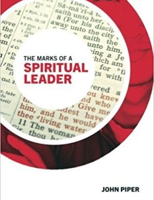 Marks of a Spiritual Leader book cover