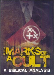 Marks of a Cult Grace and Truth Books