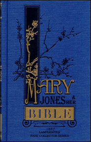 Mary Jones and Her Bible Grace and Truth Books