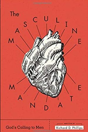 The Masculine Mandate book cover