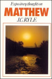 Expository Thoughts on Matthew book cover