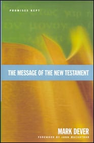 Message of the New Testament Grace and Truth Books