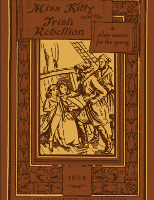 Miss Kitty and the Irish Rebellion book cover