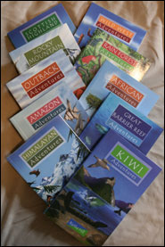 The Adventure Series Grace and Truth Books