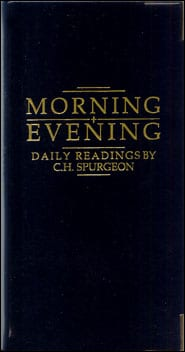 Morning & Evening Grace and Truth Books