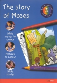The Story of Moses Grace and Truth Books
