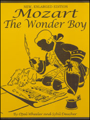 Mozart, the Wonder Boy Grace and Truth Books