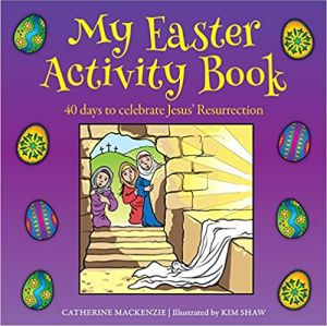 My Easter Activity Book book cover