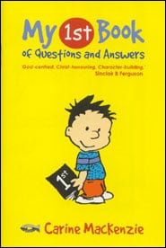 My 1st Book of Questions and Answers Grace and Truth Books