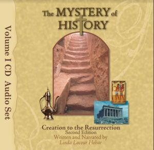 The Mystery of History Vol 1 CD book image