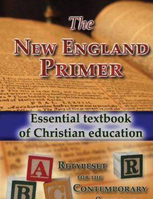 The New England Primer book cover