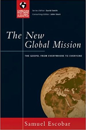 The New Global Mission book cover