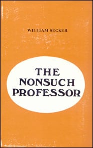 The Nonsuch Professor Grace and Truth Books
