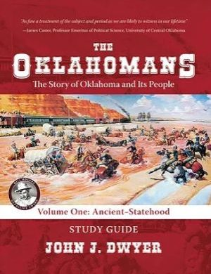 The Oklahomans Study Guide book cover