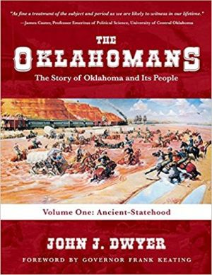 The Oklahomans book cover