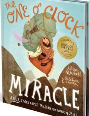 The One O'Clock Miracle book cover