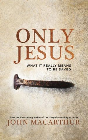 Only Jesus book cover