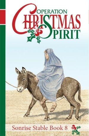 Operation Christmas Spirit book cover