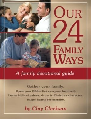 Our 24 Family Ways Grace and Truth Books