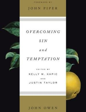 Overcoming Sin & Temptation book cover