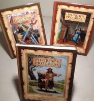 John Bunyan Allegory Set of 3 Volumes Grace and Truth Books