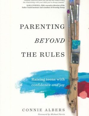 Parenting Beyond the Rules book cover