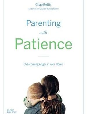 Parenting with Patience book cover