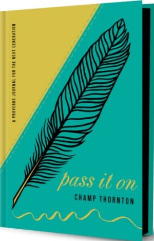 Pass it On book cover