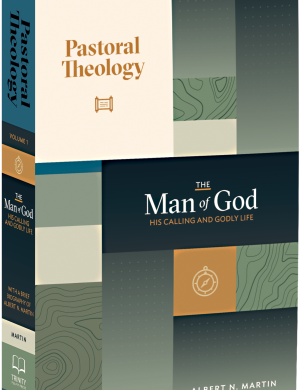 Pastoral Theology The Man of God book cover